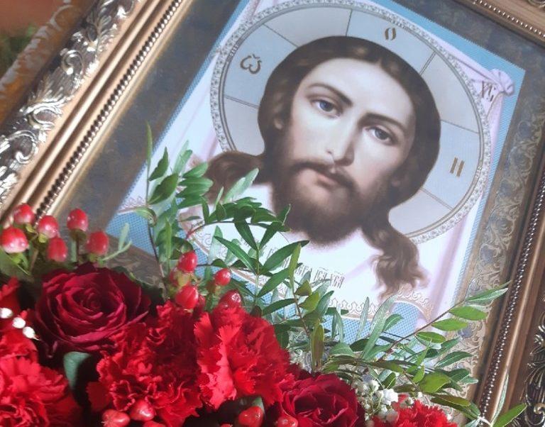 Храм иконы Спаса Нерукотворного с. Русский Брод